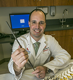 East Setauket, NY; Stony Brook Technology Park; James Barsi, M.D. Assistant Professor of Orthopaedic Surgery, Stony Brook Medicine