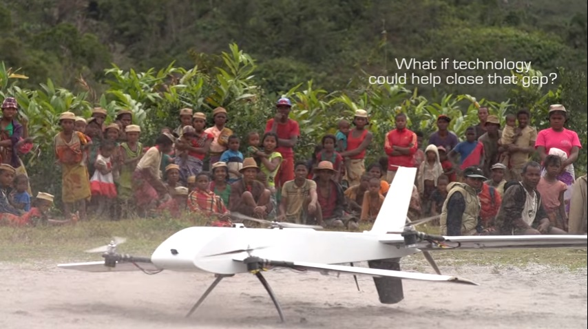 The unique ability of Vayu's drone to take off and land like a helicopter and fly long distances could help innumerable vulnerable remote communities get the medical care they deserve.