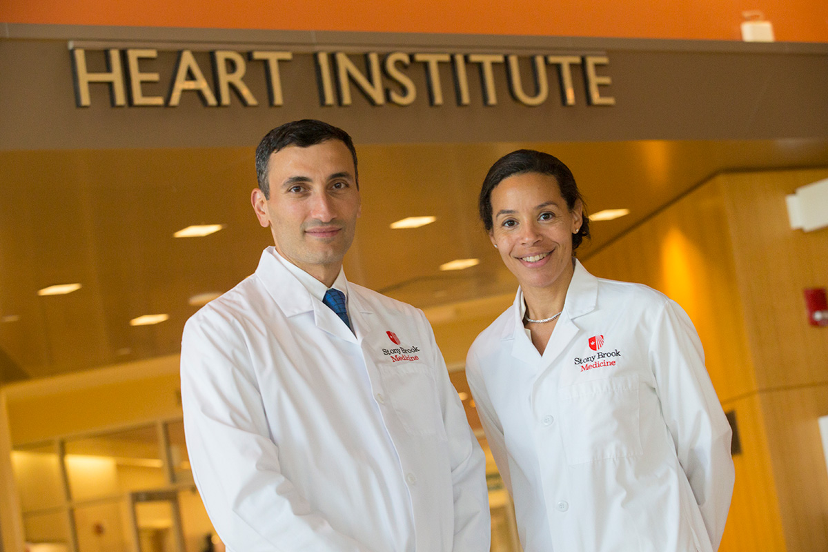 Joanna Chikwe, MD, has been appointed as Chief of the Division of Cardiothoracic Surgery in the Department of Surgery at Stony Brook University School of Medicine, and Henry J. Tannous, MD, has been named Clinical Associate Professor of Surgery in the Division of Cardiothoracic Surgery in the Department of Surgery at Stony Brook University School of Medicine.