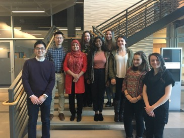 Graduate Engineering Student Receives Kokes Award for Her Research