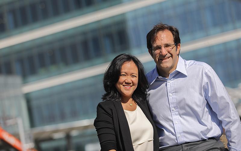 David and Cynthia Lippe