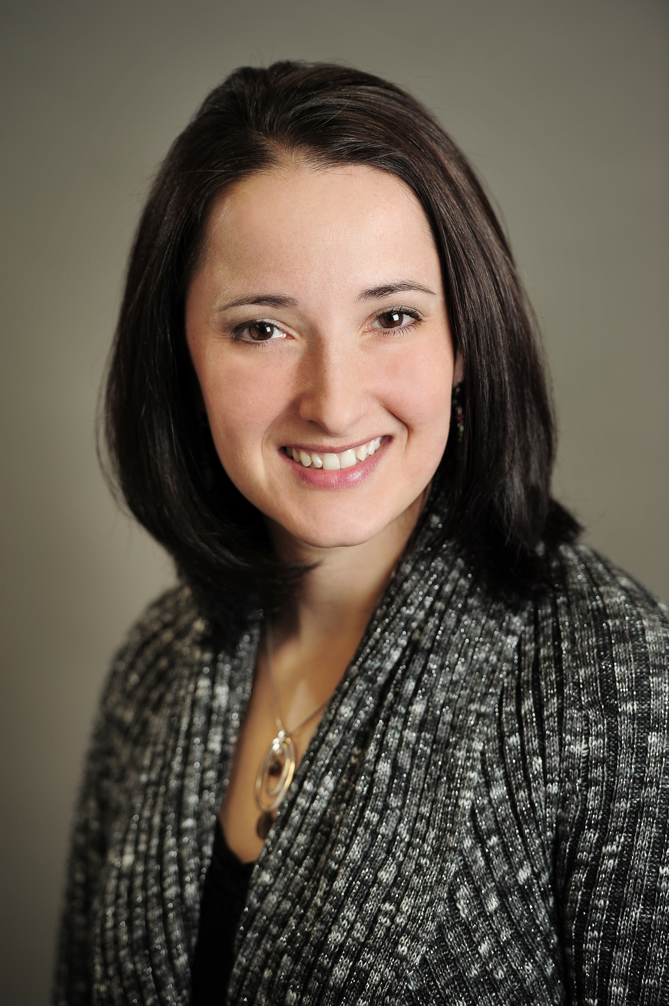 Nikki Barnett, Assistant Director of Alumni Career Services
