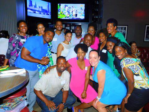 Black and Latino Alumni Networking Mixer