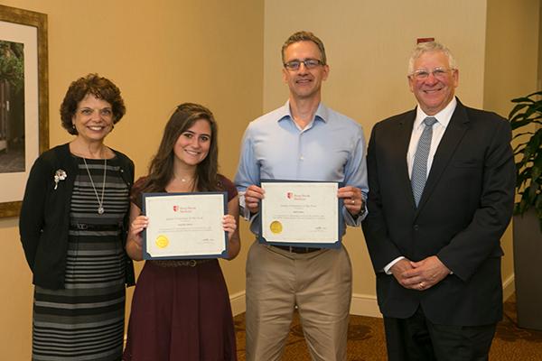 2017 hospital volunteer awards