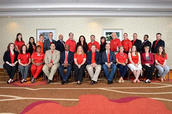 Alumni board 2016