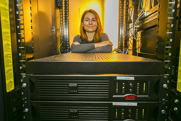 Leman Akoglu, PhD, of the Department of Computer Science at Stony Brook University