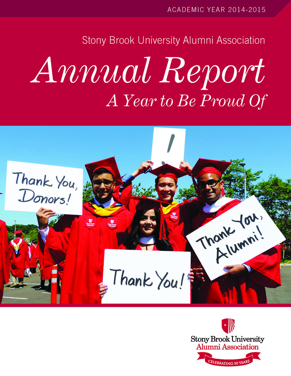 Alumni Association Annual Report