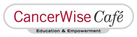 Cancerwise cafe logo