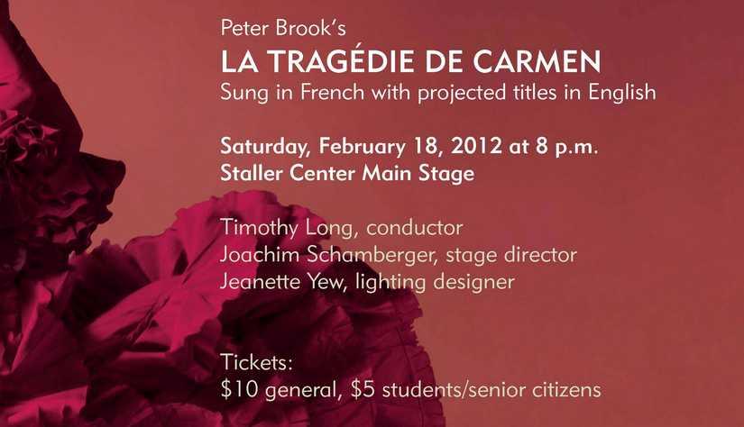 Carmen opera 1