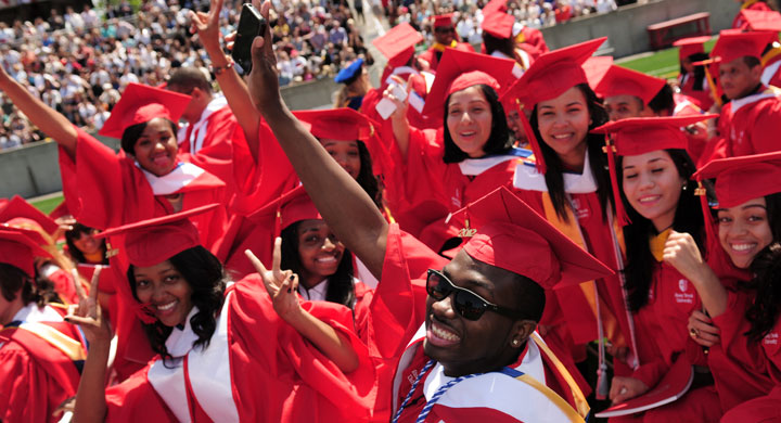 Commencement 2012 feature
