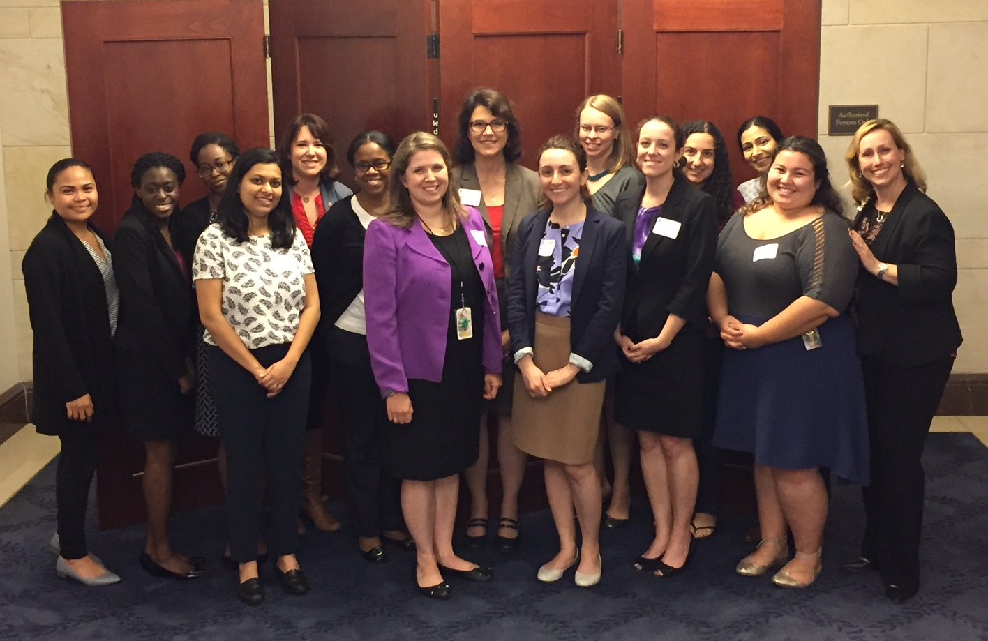 Alumni Gather in Washington, DC, for Workshop to Empower Women