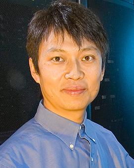 Dantong Yu mentored Yufei Ren