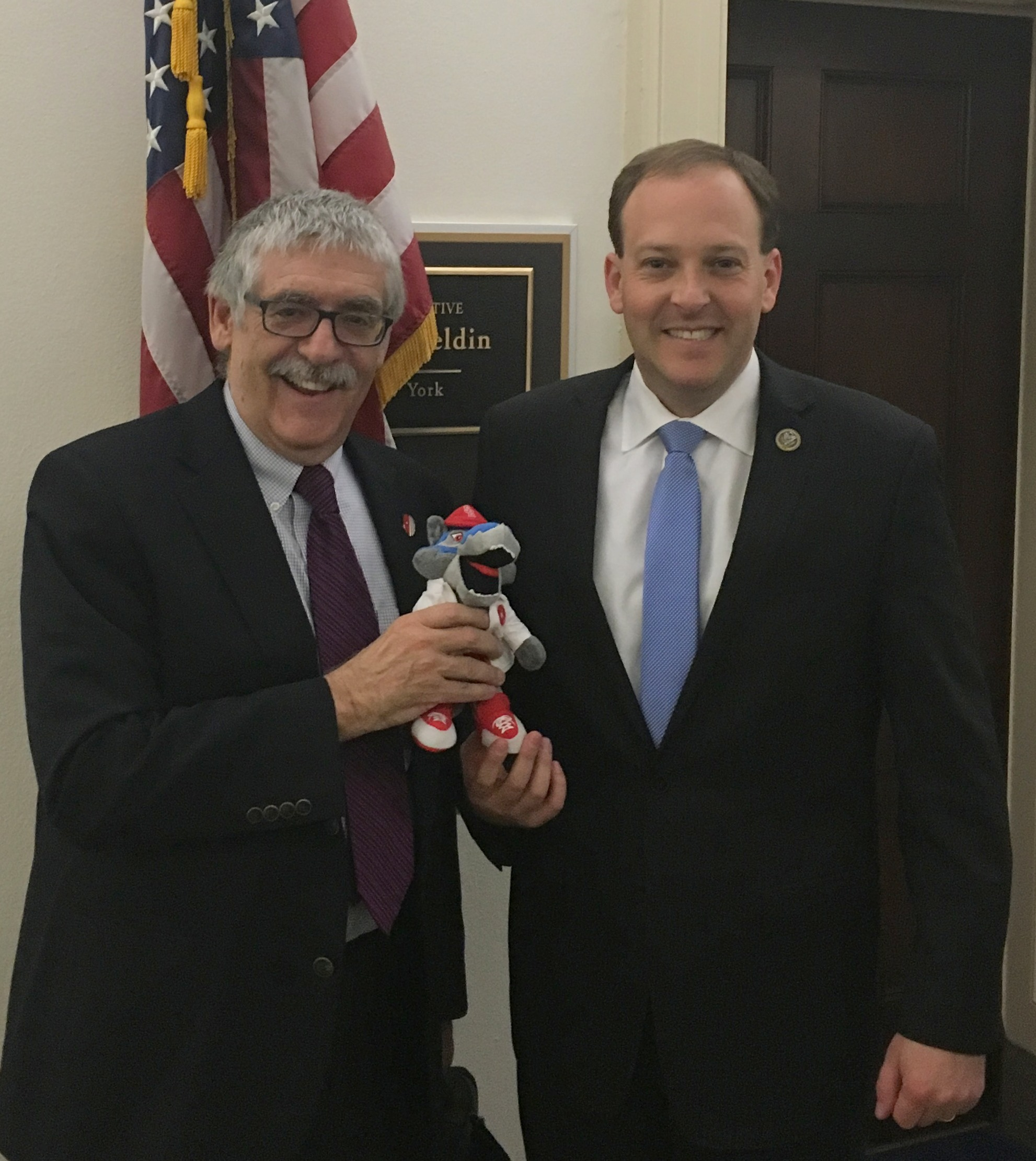 Dean r and congressman zeldin dc