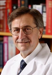 Dr. kaushansky portrait