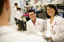 Dr. Ellen Li is investigating the  racial and ethnic differences of GI cancer biology
