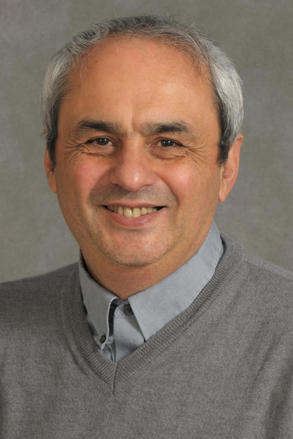 Distinguished Professor Eugene Feinberg