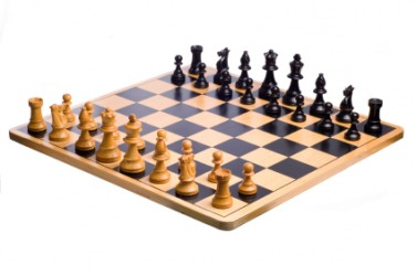 Game theory chessboard