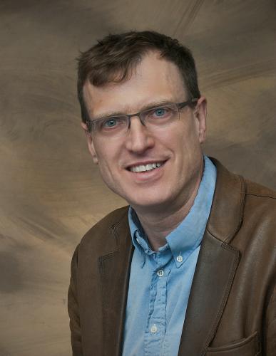 Robert Harrison, Director of Stony Brook's IACS