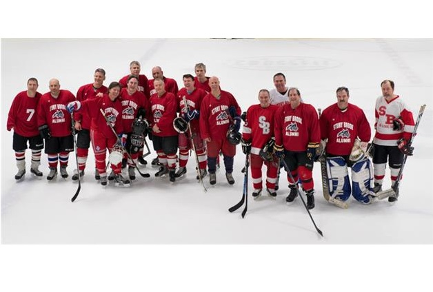 Hockey alumni day featured