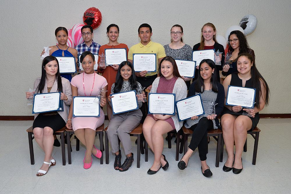 Hope program 2016 graduates 2