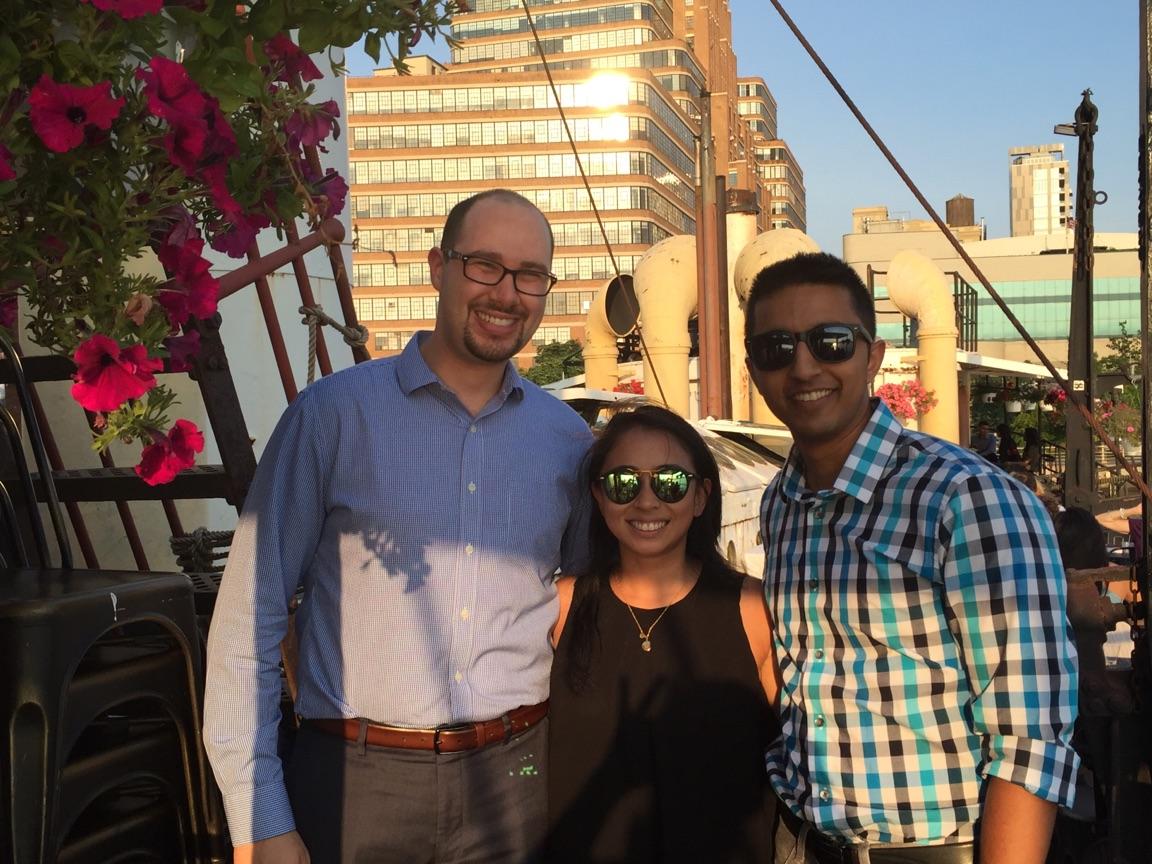 NYC Alumni Event 6