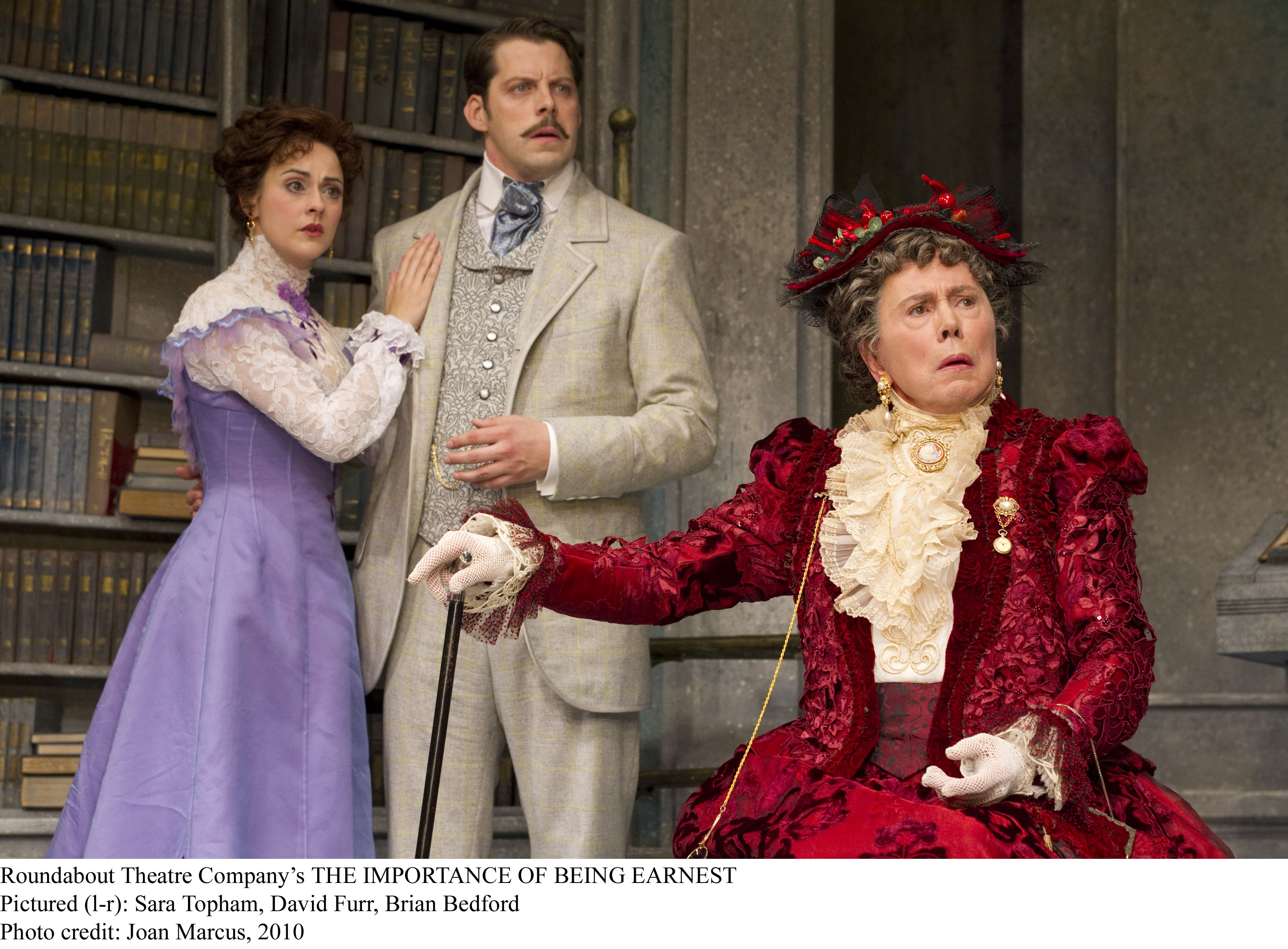 Importance of being earnest 1