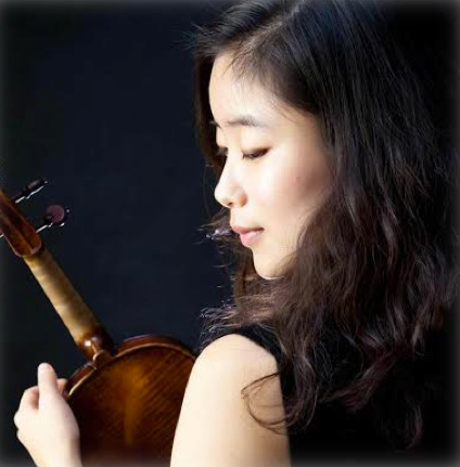 Undergraduate Concerto Competition winner Jihyang Seo.
