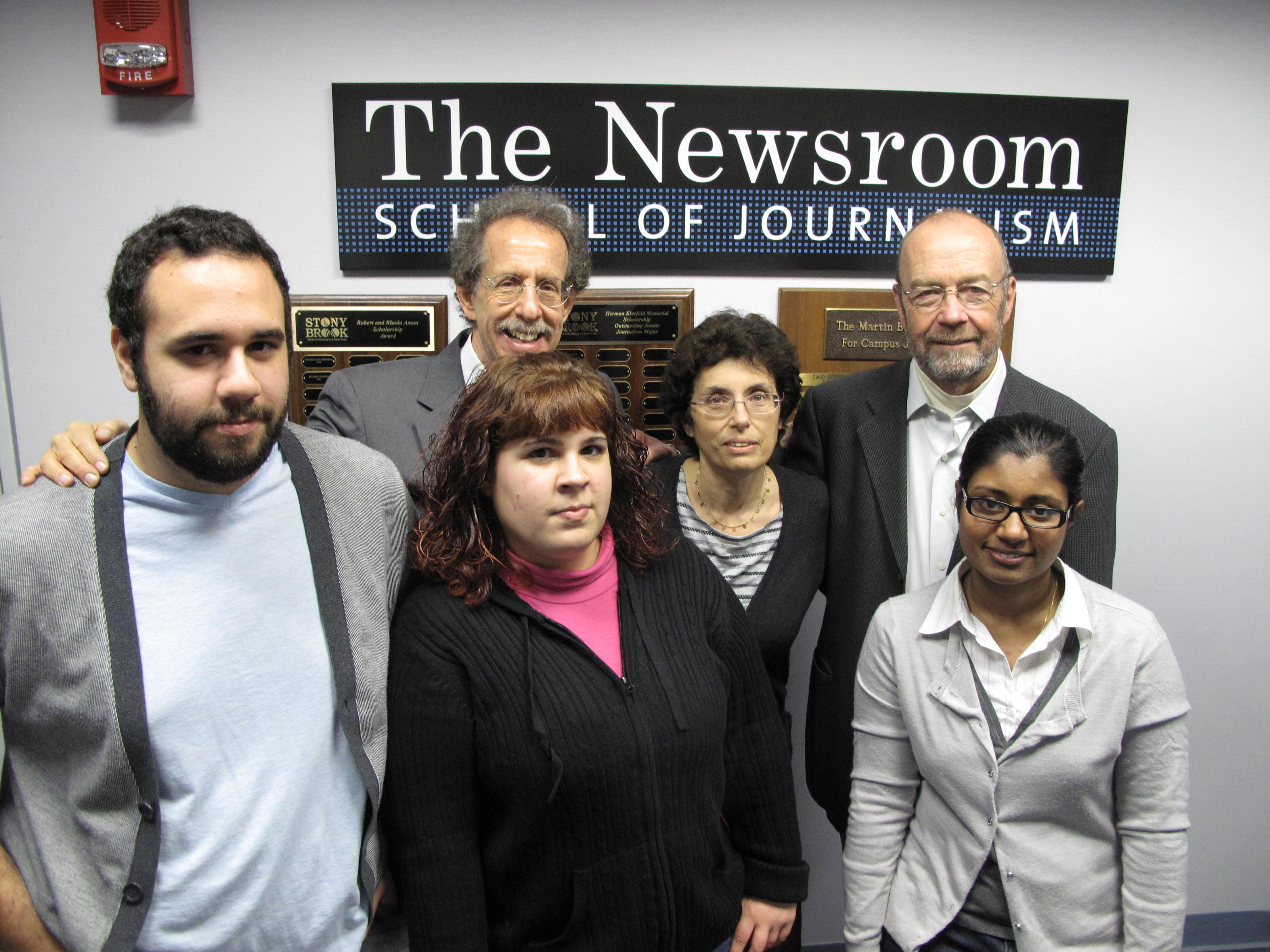 Journalism hhmi fellowship