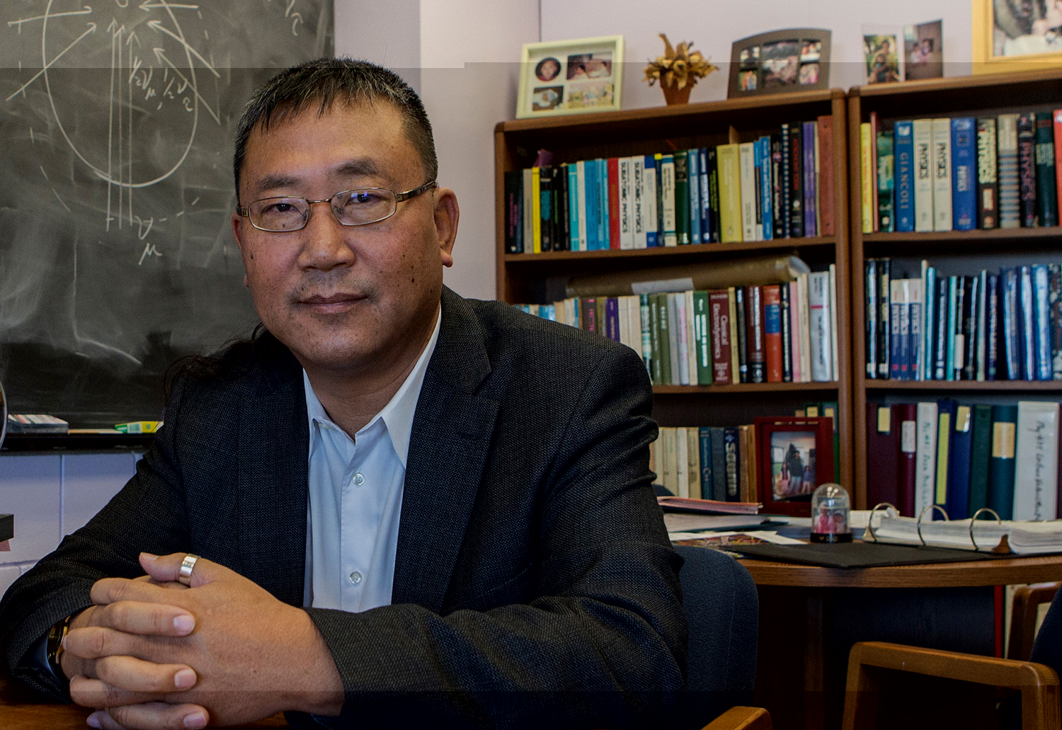 Stony Brook University Professor Chang Kee Jung is a leading member of theT2K Collaboration.
