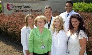 Lung cancer evaluation center team