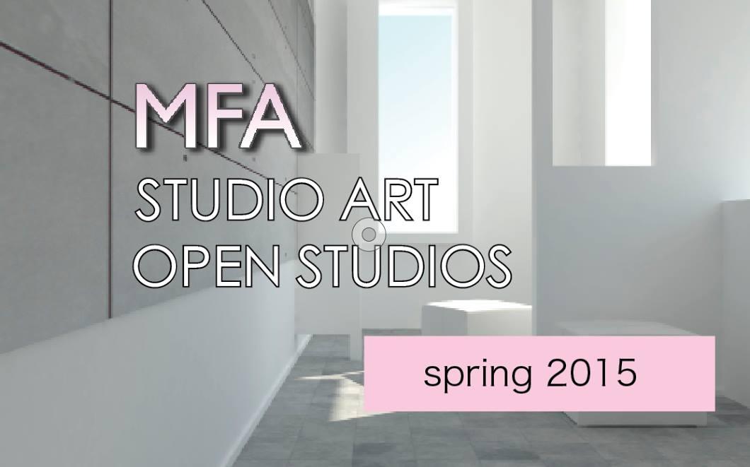 MFA Open Studios