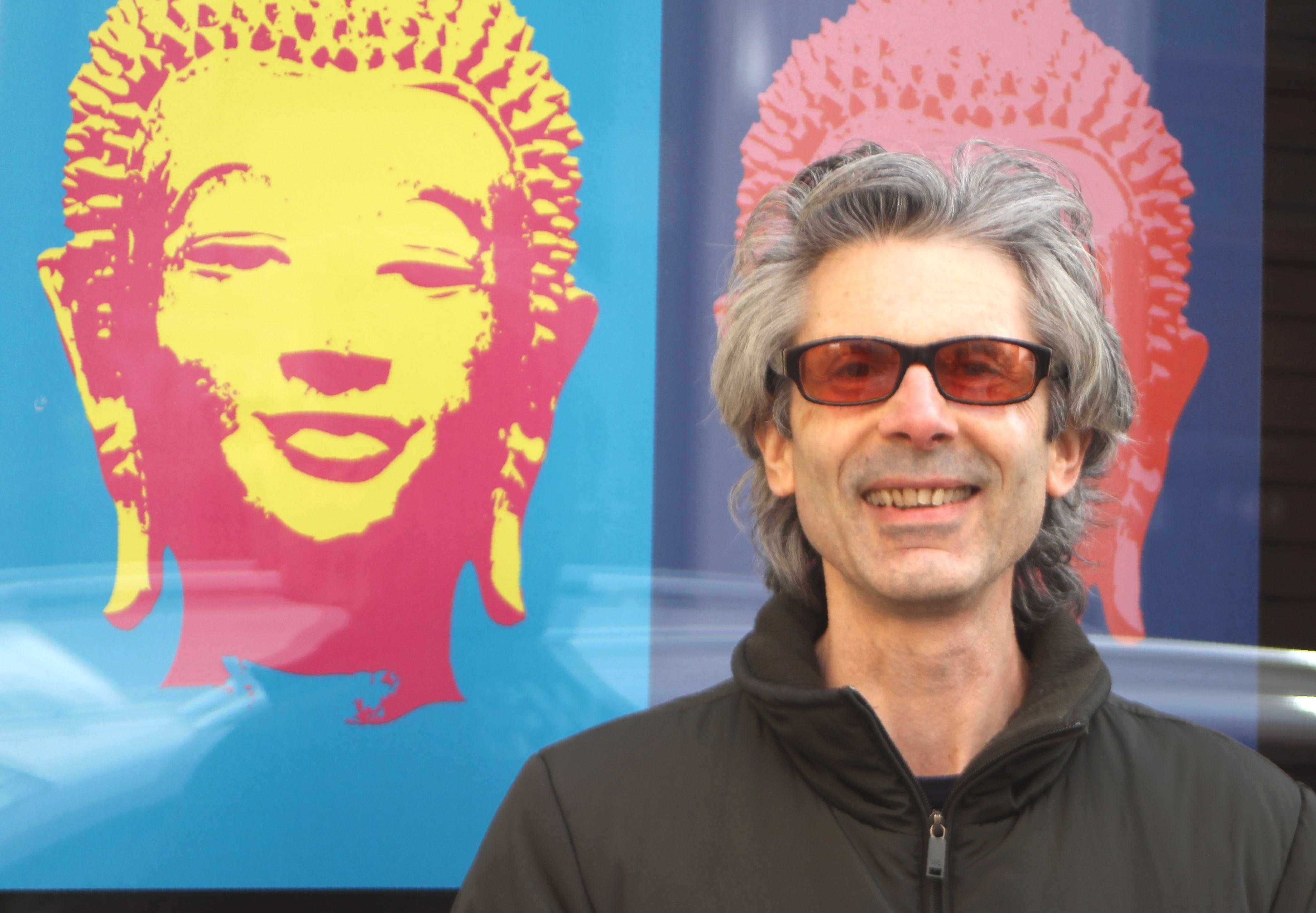 Mark epstein at buddha bar prague 1
