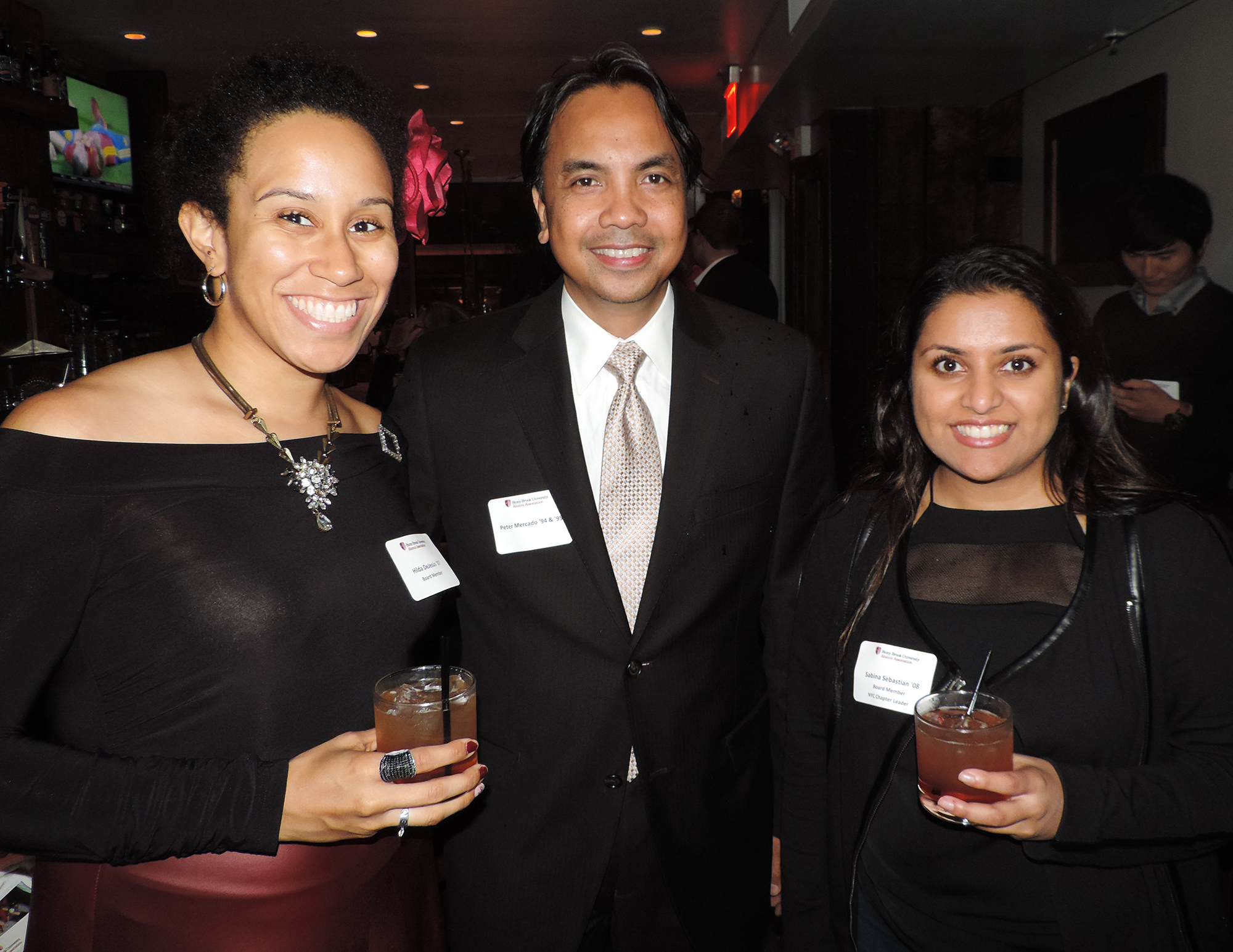 NYC Alumni Chapter Fall Social 2015