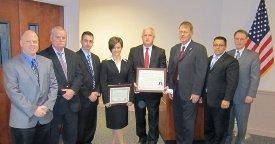 Nysleac accreditation award ceremony