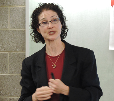 Nancy franklin lecture