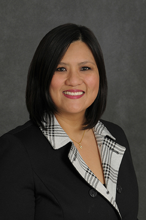 Nina Maung-Gaona will serve as SBU's new AVPR.