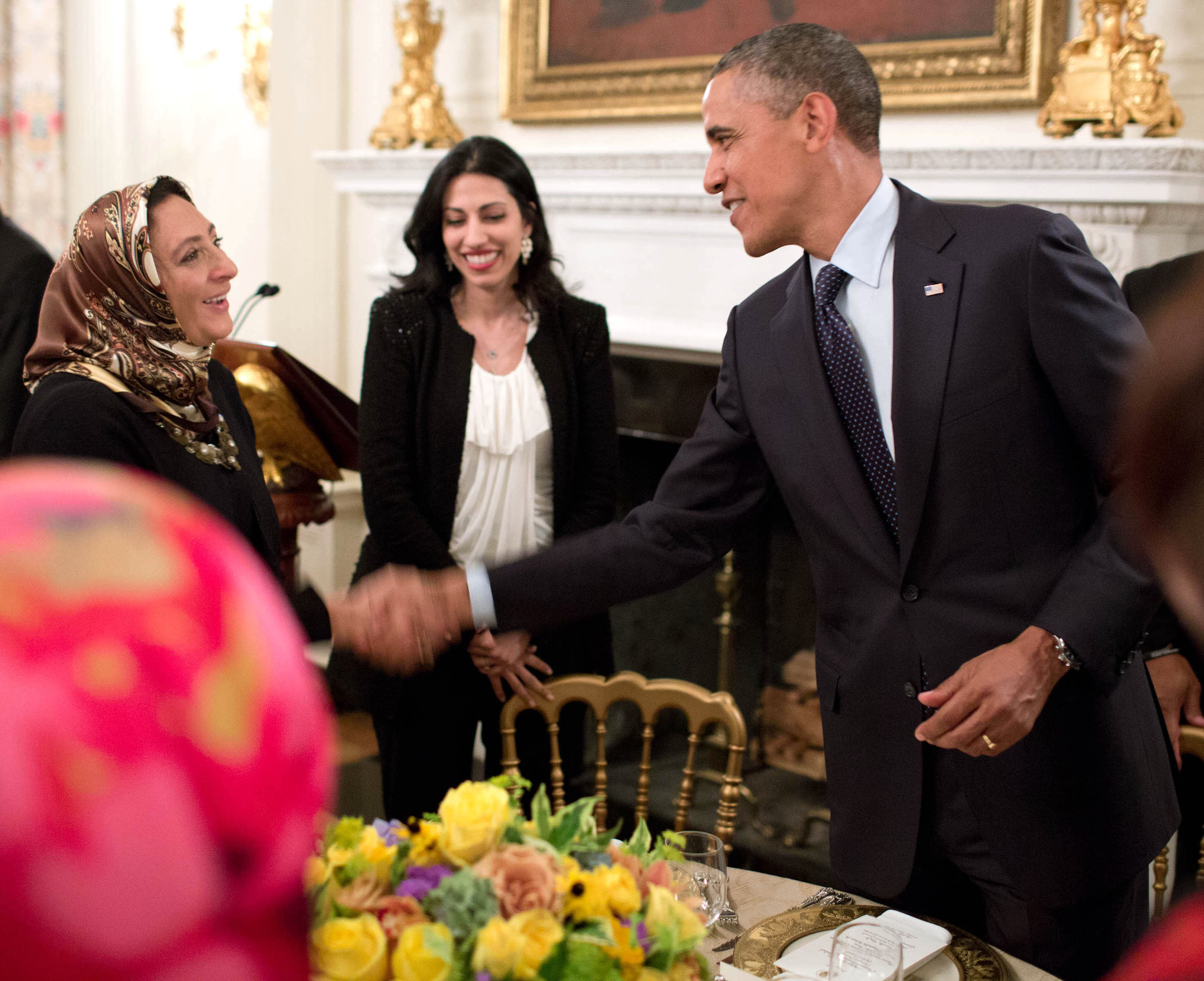 Obama sister nadim 1