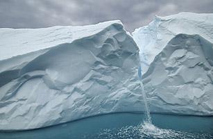 Polar ice caps 1