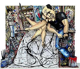 Pollock grooms 1