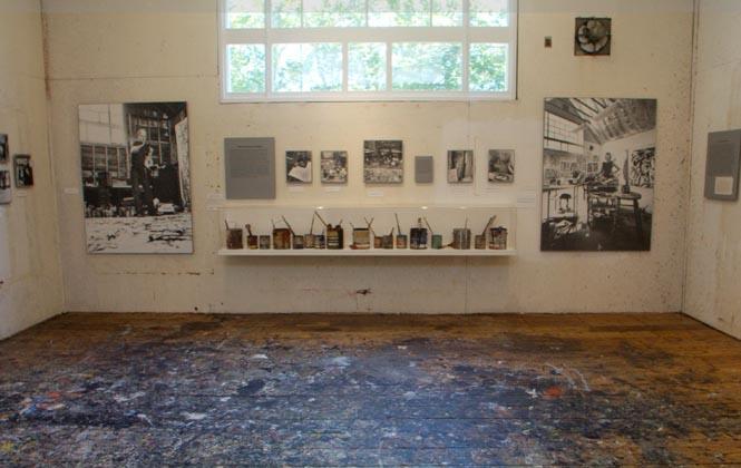 Pollock krasner house 1