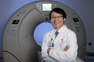 Dr. Michael Poon, Director of Advanced Cardiovascular Imaging at Stony Brook Medicine
