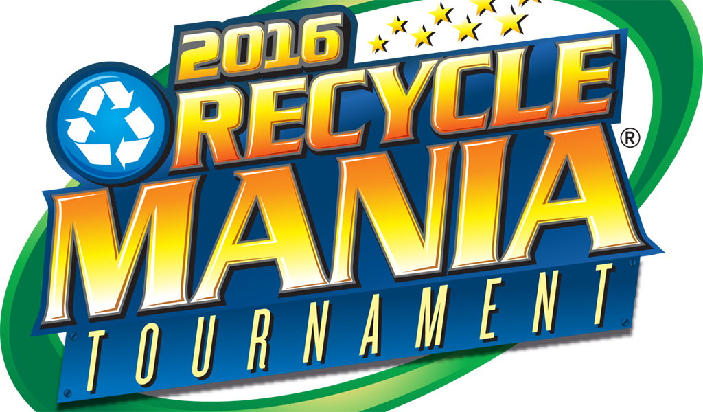 Recyclemania 2016