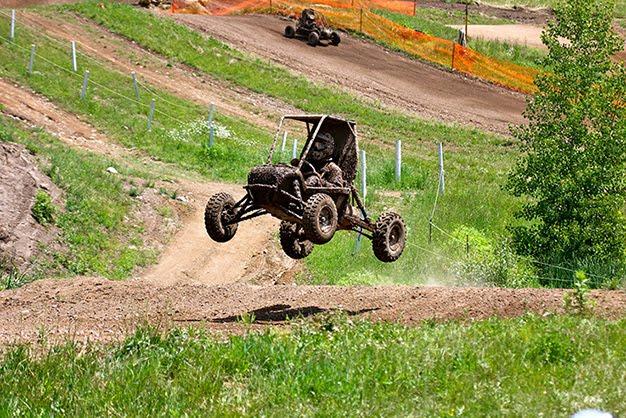 Sb motorsports car 1