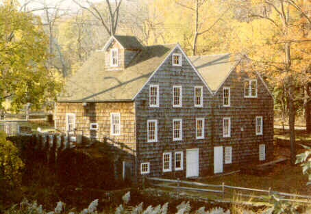 SBGrist Mill