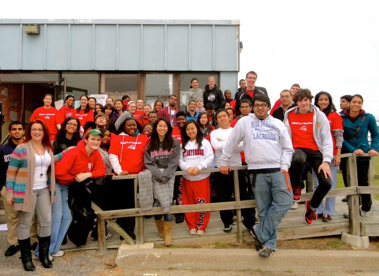 SBU Provides Support to Students in Wake of Sandy | | SBU News