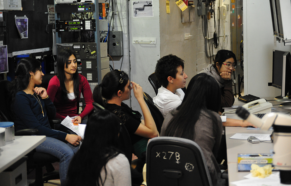 Sbu and bnl to host undergrad women in physics conference1