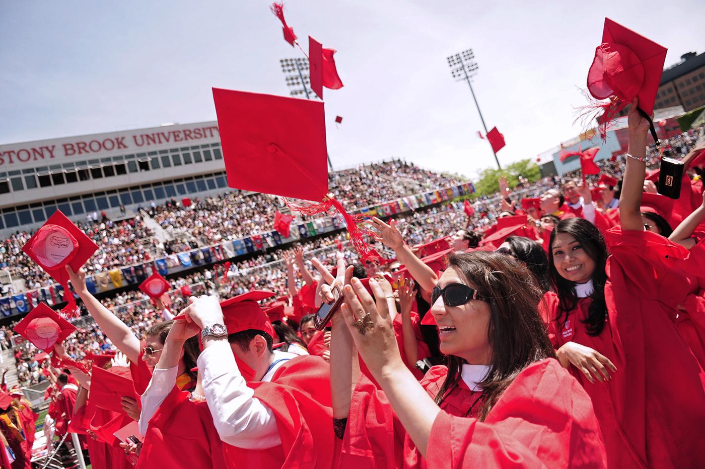 SBU graduation 2012
