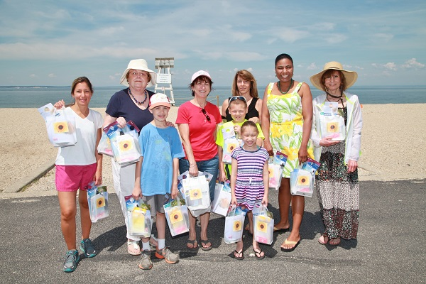 Stony Brook University Hospital Auxiliary Urges Beach-Goers to Stay