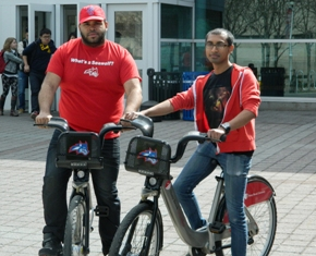 Sbu wolf ride bike share