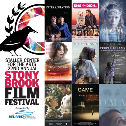 Forty-two percent of films screening at the 2017 Stony Brook Film Festival are directed by women.